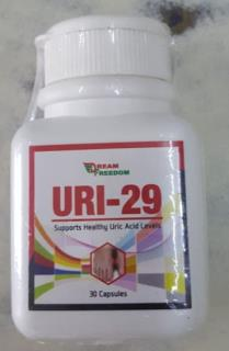 URI-29 CAPSULES